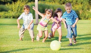 Exercicio Crianças
